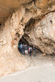 Wejście Cango Zawala się Zdjęcie Royalty Free
