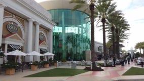 Wejście centrum handlowe przy milenium W Orlando zbiory wideo