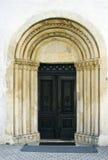 wejście do kościoła Zdjęcie Stock