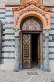 wejście do kościoła Obraz Royalty Free