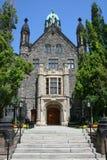 wejście historyczne budynku obrazy stock