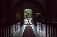 Wejście kościół, Polska Zdjęcie Stock