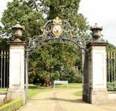 Wejście nieruchomość Huis De Voorst Eefde Zdjęcia Stock
