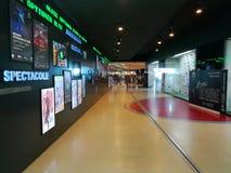 Wejście przy Uroczystym kinem & Więcej - Bucharest Obraz Stock