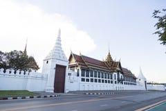 Wejście Thailand uroczysty pałac Obrazy Royalty Free