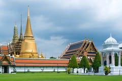 Wejście Uroczysty pałac Bangkok Obrazy Royalty Free
