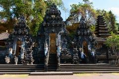Goa Lawah nietoperza jamy świątynia, Bali, Indonezja zdjęcie royalty free