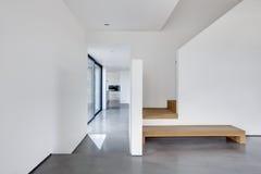 wejściowej sala minimalista nowożytny fotografia royalty free