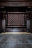 wejściowej sala skóry kanapa wejściowa Zdjęcie Stock
