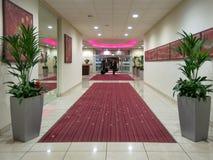 Wejściowy Mercure hotel w Machester zdjęcia royalty free