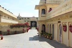 Wejściowy pałac obrazy stock