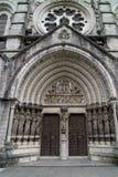 Wejściowy St żebra Barre, korek, Irlandia zdjęcia stock