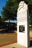 Wejście Martin Luther King Krajowy Historyczny miejsce, Atlanta Zdjęcia Royalty Free