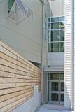 wejście nowoczesny budynek Obrazy Royalty Free