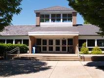 wejście nowoczesny budynek Obraz Royalty Free