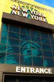 Wejście Nowy nowy Jork Obrazy Royalty Free