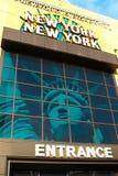 Wejście Nowy nowy Jork Obrazy Stock