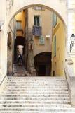 Wejście stary miasteczko Fotografia Stock