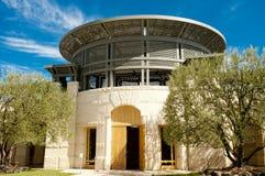 Wejście wytwórnia win Opus Jeden w Nappa Dolinie Zdjęcie Royalty Free
