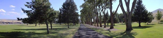 wejściowego maryhill muzealny stan wa Obrazy Stock