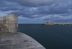 wejściowy port Obraz Stock