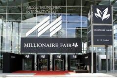 wejściowy uczciwy milioner Munich Fotografia Stock
