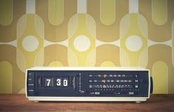 Wekkerradio Stock Afbeelding