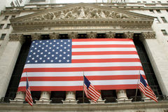 wekslowy nowy akcyjny York Obrazy Stock