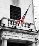 wekslowy nowy akcyjny York Zdjęcie Stock