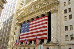 wekslowy nowy akcyjny York Zdjęcia Stock