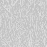 wektor bezszwowy wzoru Doodle organicznie kształty Elegancki structur ilustracji
