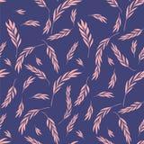 wektor bezszwowy wzoru Kwiecisty elegancki tło z grafiką ilustracja wektor