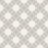 wektor bezszwowy wzoru Nowożytna elegancka abstrakcjonistyczna tekstura Wielostrzałowe geometryczne płytki Obrazy Stock
