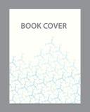 Wektor broszurki okładkowego szablonu książkowy projekt Zdjęcie Royalty Free