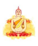 Chiński Tradycyjny Artystyczny buddyzmu wzór Fotografia Stock