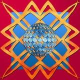 Wektor dekoraci projekta Rabatowi elementy Fotografia Stock