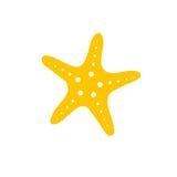 Wektor gwiazdy ryba Zdjęcie Royalty Free