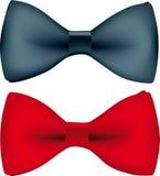 wektor krawat bow Fotografia Stock