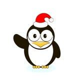 Wektor śliczny pingwin Zdjęcie Royalty Free