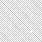 Wektor paskuje bezszwowego wzór Cienka przekątna wykłada teksturę ilustracja wektor