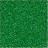 Wektorowa abstrakcjonistyczna tekstura z zieloną gazon trawą dla projekta tła Zdjęcia Royalty Free