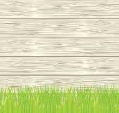 Wektorowa bezszwowa ilustracja zielona trawa Fotografia Royalty Free