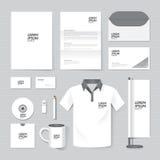 Wektorowa broszurka, ulotka, magazyn, falcówka, koszulka, okładkowy broszura plakata egzamin próbny up ilustracji