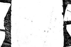 Wektorowa cegieł i kamieni tekstura Abstrakcjonistyczny tło, stara kamienna ściana Zdjęcia Royalty Free