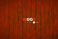 Wektorowa drewniana tekstura tło starzy panel Grunge retro rocznika drewniana tekstura, tło Fotografia Stock