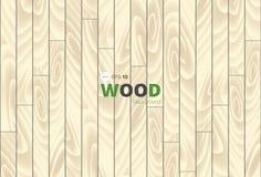 Wektorowa drewniana tekstura tło starzy panel Grunge retro rocznika drewniana tekstura, tło Obraz Stock