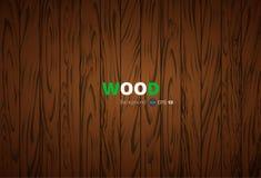 Wektorowa drewniana tekstura tło starzy panel Grunge retro rocznika drewniana tekstura, tło Zdjęcie Royalty Free