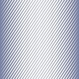 Wektorowa geometryczna halftone przekątna paskuje bezszwowego wzór Elegancki projekt dla wystroju, cyfrowy royalty ilustracja