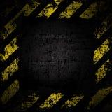 Wektorowa grungy tło tekstura starzy stenys obciosuje z czernią Zdjęcia Royalty Free