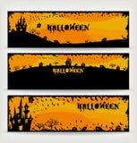 Wektorowa Halloween sztuka Obraz Royalty Free